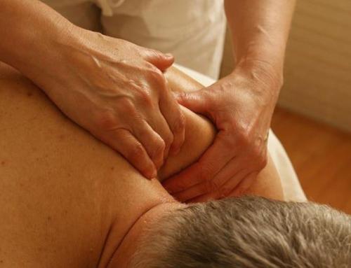 Die Schulter knarzt